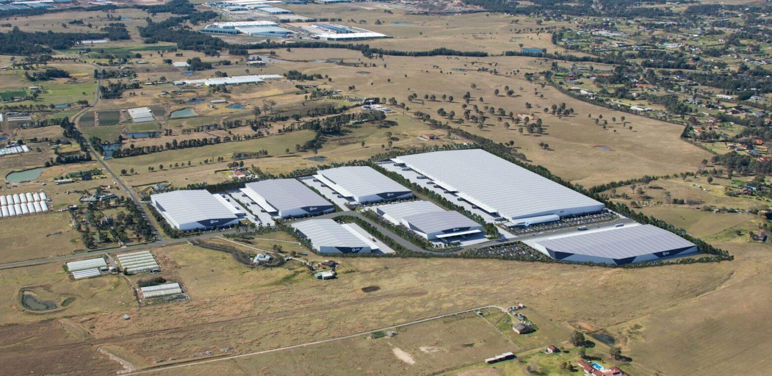 Kemps Creek Concept Aerial
