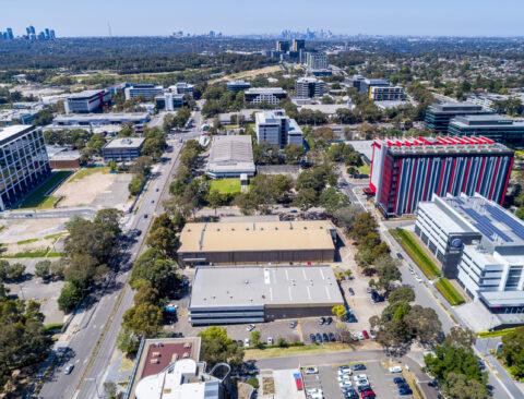 ESR Australia acquires rare income producing landbank in Macquarie Park